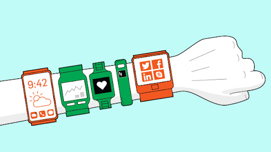 Infographic: Which Wearable Tech Device Will Win?