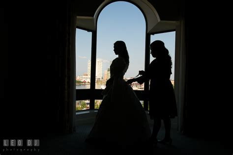 Maryland Science Center Wedding: Heather   Mauno