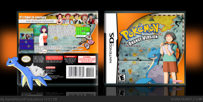 Pokemon naranja hack free download