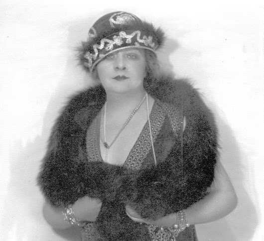 Hartford's Vaudeville Star Sophie Tucker Subject Of New Book