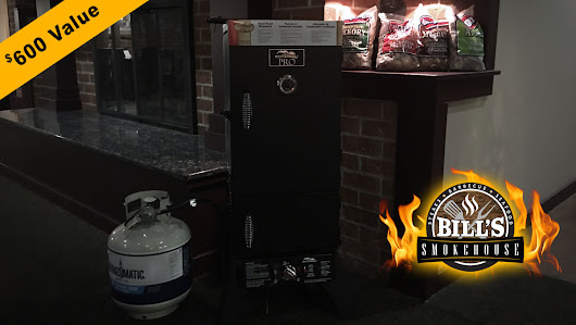 Bill's Smokehouse Giveaway