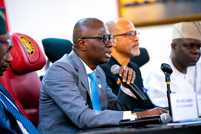 JUST IN: Lockdown May Be Extended, Says Lagos Governor, Sanwo-Olu #wanitaxigo