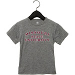 NCAA Missouri State Bears RYLMOU01, G.A.3413T, TGRY, 3T