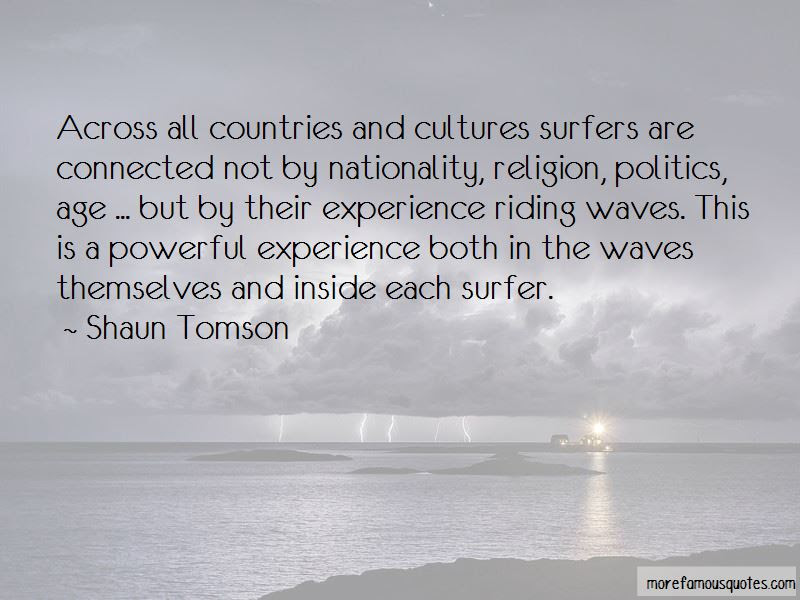 Quotes About Riding Waves Top 13 Riding Waves Quotes From Famous