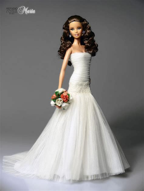 1689 best images about Fashion Doll Brides on Pinterest