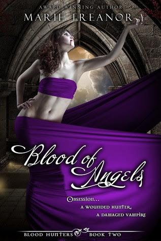 Blood of Angels (Blood Hunters, #2)