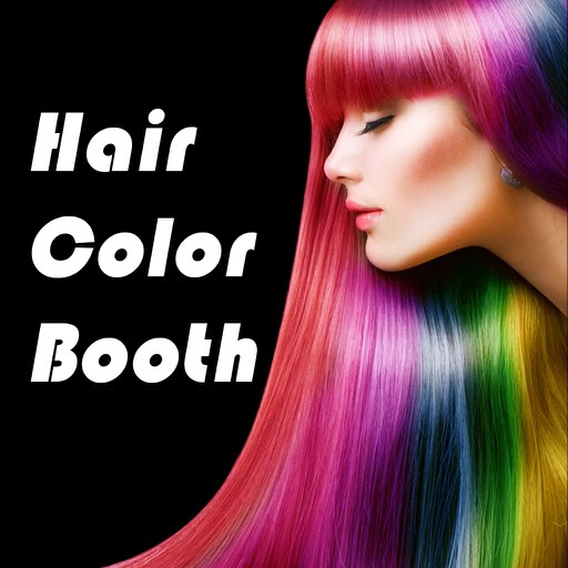 Hair Color Booth Pro  Change Hair Styles to Blonde, Brunette, Brown, Ginger or Any ColoriPhone
