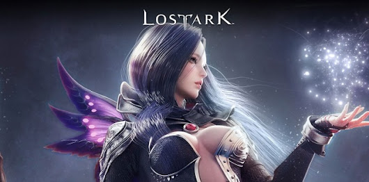 Lost Ark Closed Beta, Free-to-Play 3D Fantasy MMORPG
