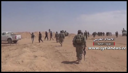 SAA Foils ISIS Attack near Hmaimeh, Homs - Video Included | Syria News