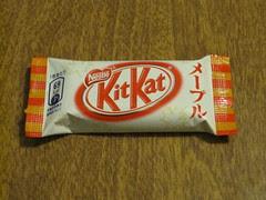 Maple KitKat
