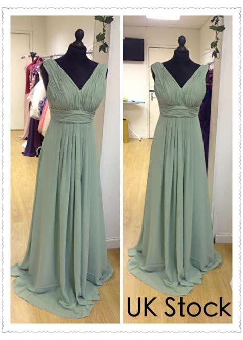 sage green grecian style promeveningwedding bridesmaid