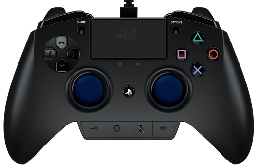 Razer Raiju PS4 Pro Controller Gets a Trailer - PlayStation LifeStyle