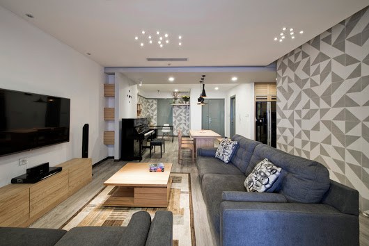 Small, Elegant Apartment in Hanoi | HomeDSGN