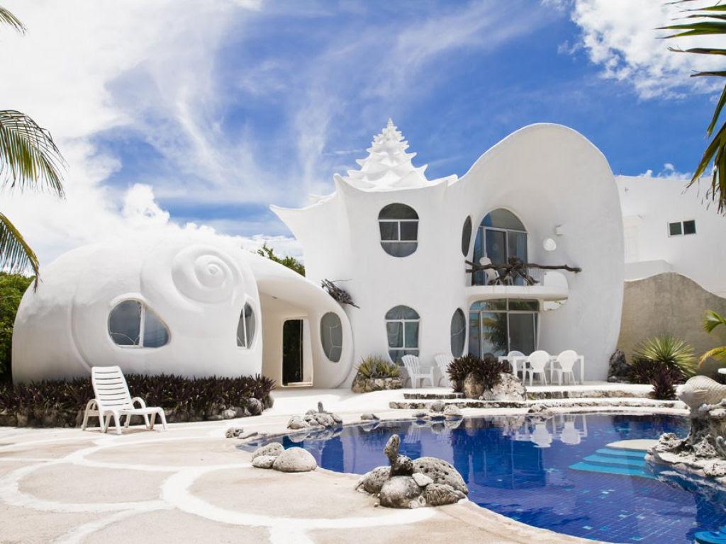 As casas mais bizarras e surpreendentes ao redor do mundo 07