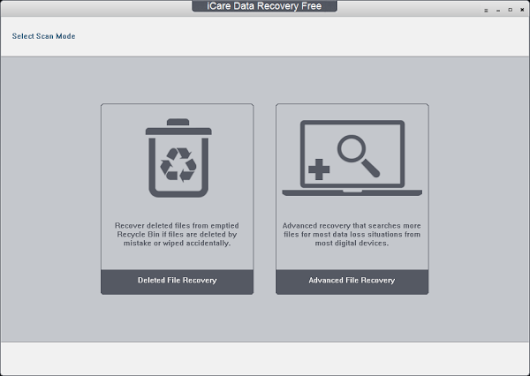 100% Free Data Recovery Software - iCare Recovery OFFICIAL