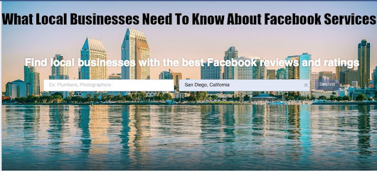 Facebook Launches Facebook Services, A New Local Search Feature - What It Means For Your Business - Convert With Content