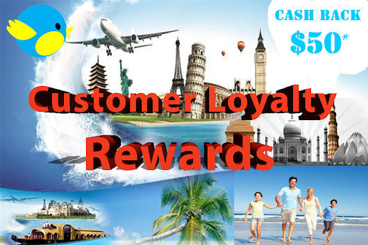 Customer Loyalty Reward Benefits - Tweet World Travel