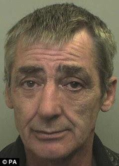 Lack of sophistication: Stately home burglar Graham Harkin used the pseudonym Graham Parkin