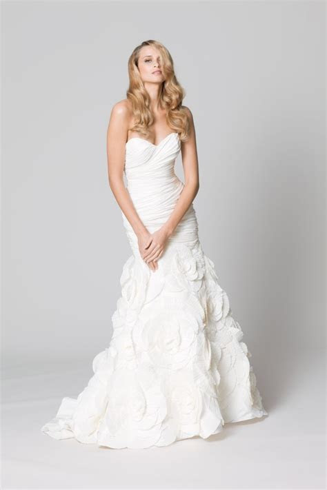Easy on the Budget, Easy on the Eyes: WTOO Wedding Dresses