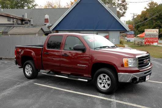 Used 2009 GMC Sierra 1500 for Sale in Red Hook NY 12571 Hudson Valley Motorcar