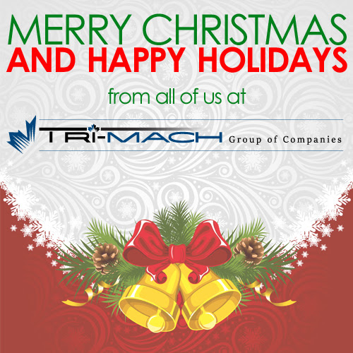Merry Christmas from Tri-Mach!