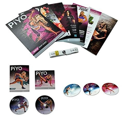 chalene johnson piyo  dvds workout  exercise