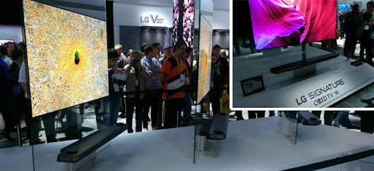 CES Recap: Top 5 AV Technologies to Watch in 2017