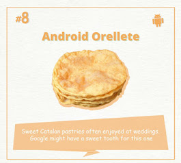 Android 8.0 Orellete (not Oreo) said to be announced on August 21