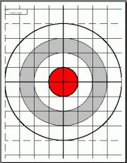 1000+ images about printable targets on Pinterest | Pistols, Steel ...