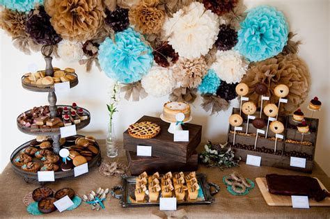 Bubble and Sweet: Oh Sweet Mum   A rustic pie buffet party