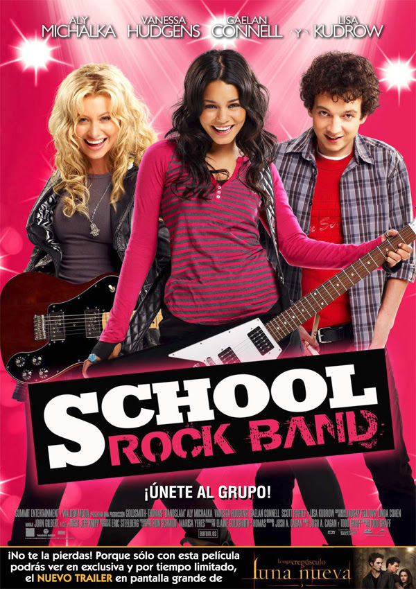 School Rock Band (Todd Graff, 2.009)