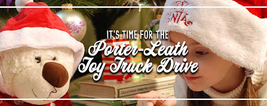 It's Time For The Porter-Leath Toy Truck 2018