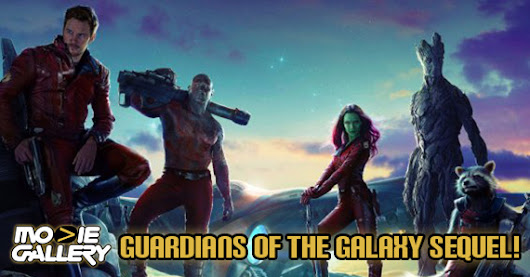 Guardians of the Galaxy Sequel Green-Lit!