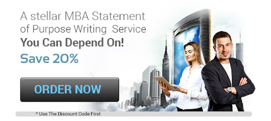 Professional Help with MBA Statement of Purpose