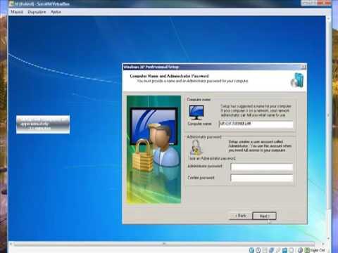 Windows XP Ultimate