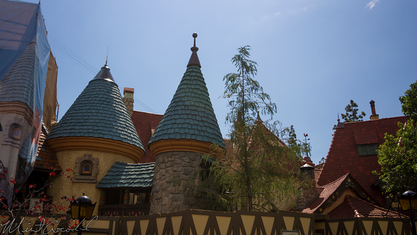 Disneyland Resort, Disneyland, Fantasyland, Pinocchio, Facade, Refurbishment, Refurbish, Refurb