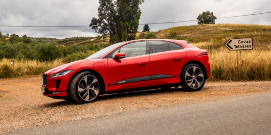 Forget about that Tesla—the Jaguar I-Pace is the most compelling EV yet
