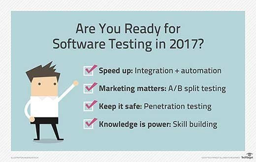 Are you ready for the latest software testing trends?