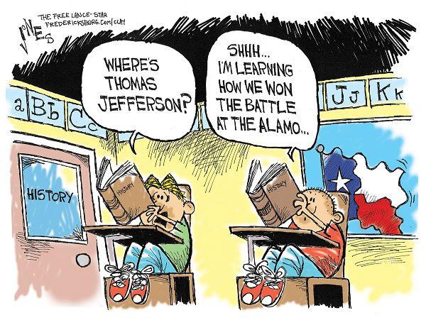 Resultado de imagen para politicization of education cartoons
