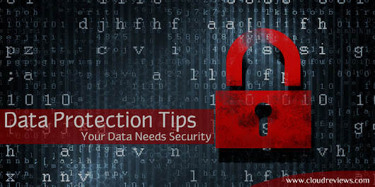 Digital Data Protection - Some Handy Tips to Strengthen Your Data Security!
