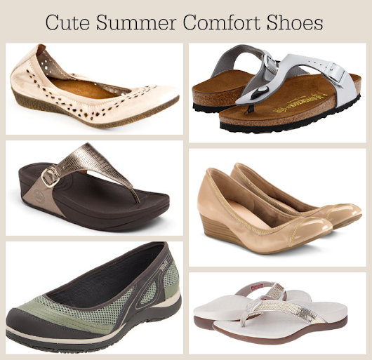 The Best {Stylish} Comfort Shoes for Women - Musings of a Housewife