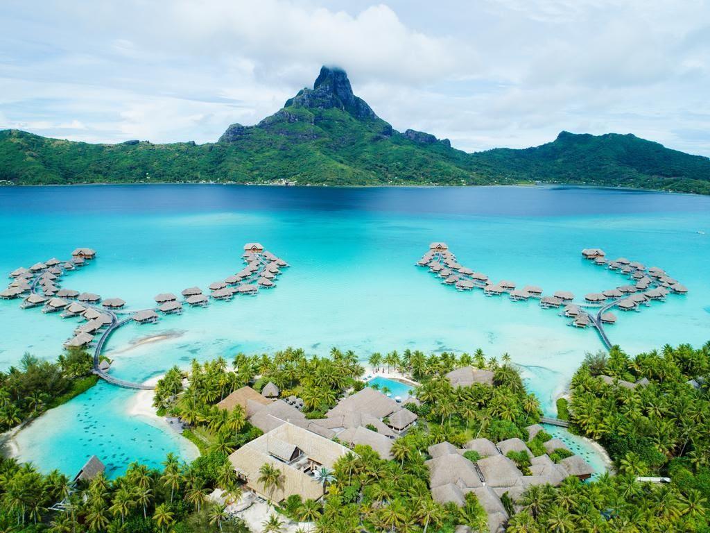 InterContinental Bora Bora Resort and Thalasso Spa, Bora Bora