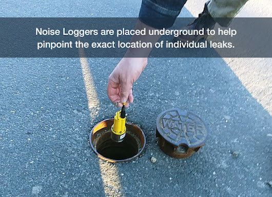 Noise Loggers and Leak Detection - ACS Underground Solutions