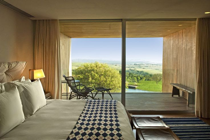 A rural hideaway from South America's hippest hotel group... Hotel Fasano Boa Vista in Porto Feliz, Brazil