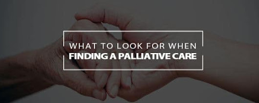 What to Look for when Finding Palliative Care | Americare Hospice