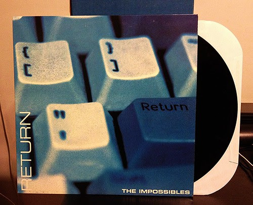 The Impossibles - Return LP by Tim PopKid