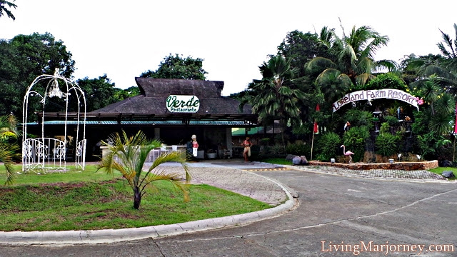 Loreland Farm Resort in Antipolo