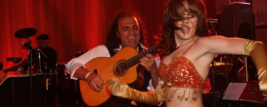 Nocymusic Rocking Star Flamenco Brazilian Classical World Guitarist