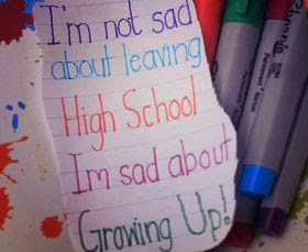 Leaving High School Quotes Quotes About Leaving High School