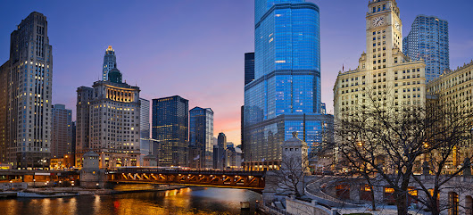 Chicago Named Greenest U.S. Office Market in 2017